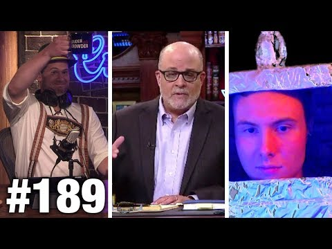 #189 EVERYONE'S WRONG ON HEALTHCARE! Mark Levin | Louder With Crowder