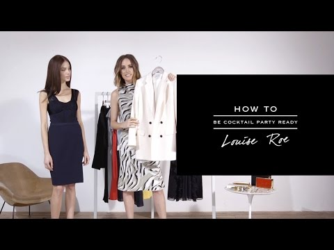 HOW TO: Be Cocktail Party Ready - REISS