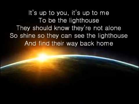 Anthem Lights - Lighthouse *LYRICS*