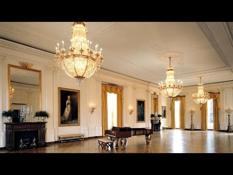 History of the White House's East Room