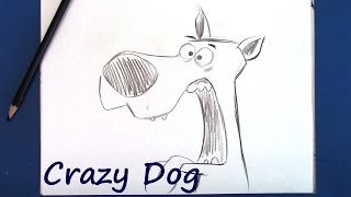 How to Draw Funny Cartoons - Step by Step for Beginners