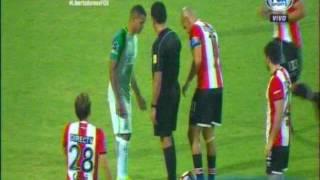 Atletico Nacional 4 Estudiantes 1 (Relato Bambino Pons)  Copa Libertadores 2017