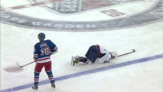 Gotta See It: Ovechkin incensed after taking Staal spear