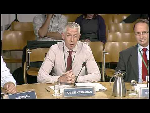 Rural Affairs, Climate Change and Environment Committee - Scottish Parliament: 30th September 2015