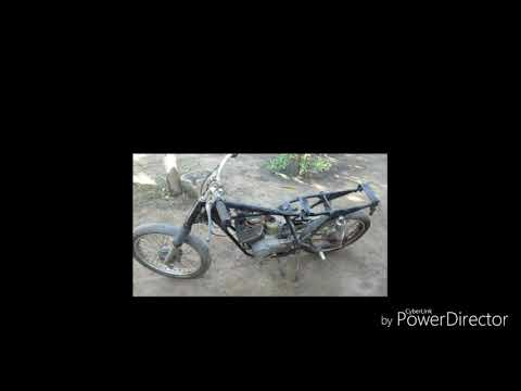 Kawasaki gto 110 modificada