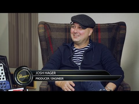 Producer/Engineer Josh Hager – Pensado's Place #296