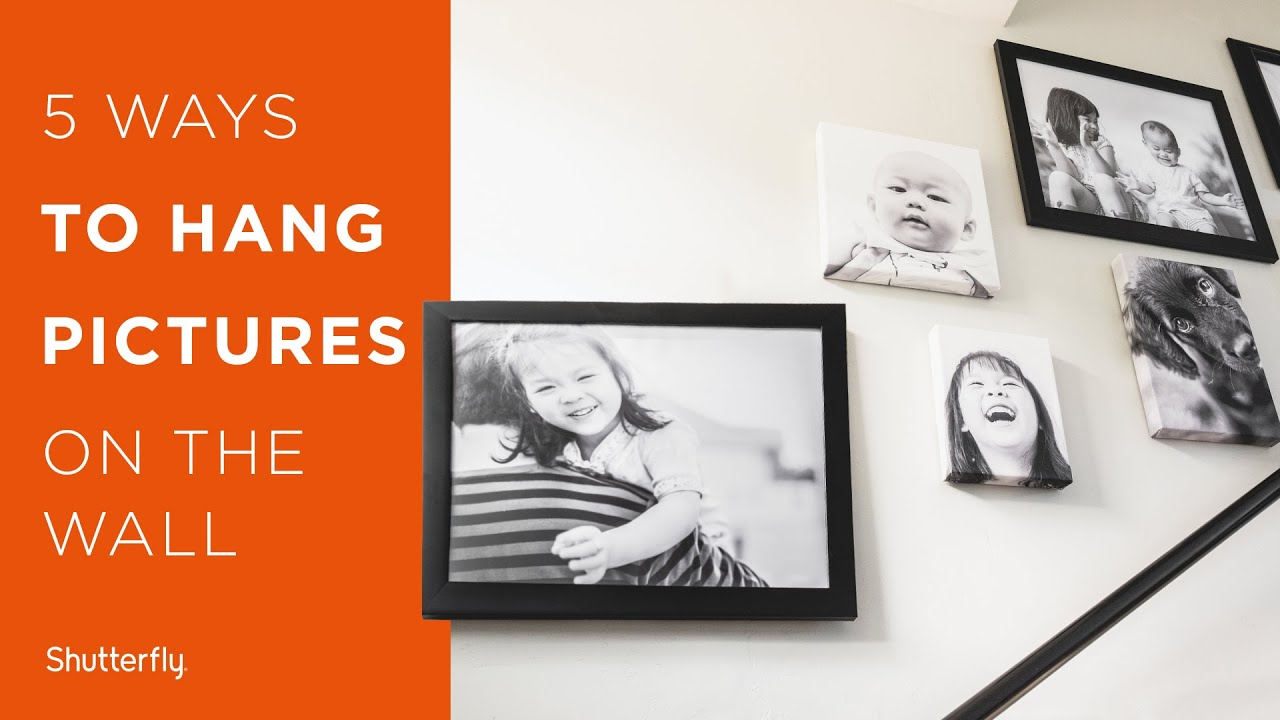 How High to Hang Pictures? Tips for the Perfect Gallery Wall