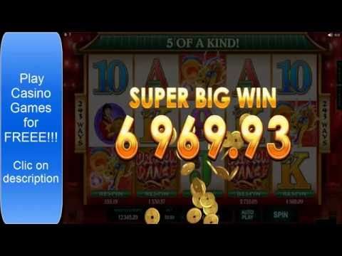 Dragon Dance Best Casino Games To Win | IGT CASINO GAMES ONLINE FREE | BIG WIN JACKPOT