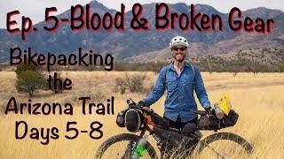 Ep  5. Bikepacking North//Arizona Trail: Patagonia to Tucson