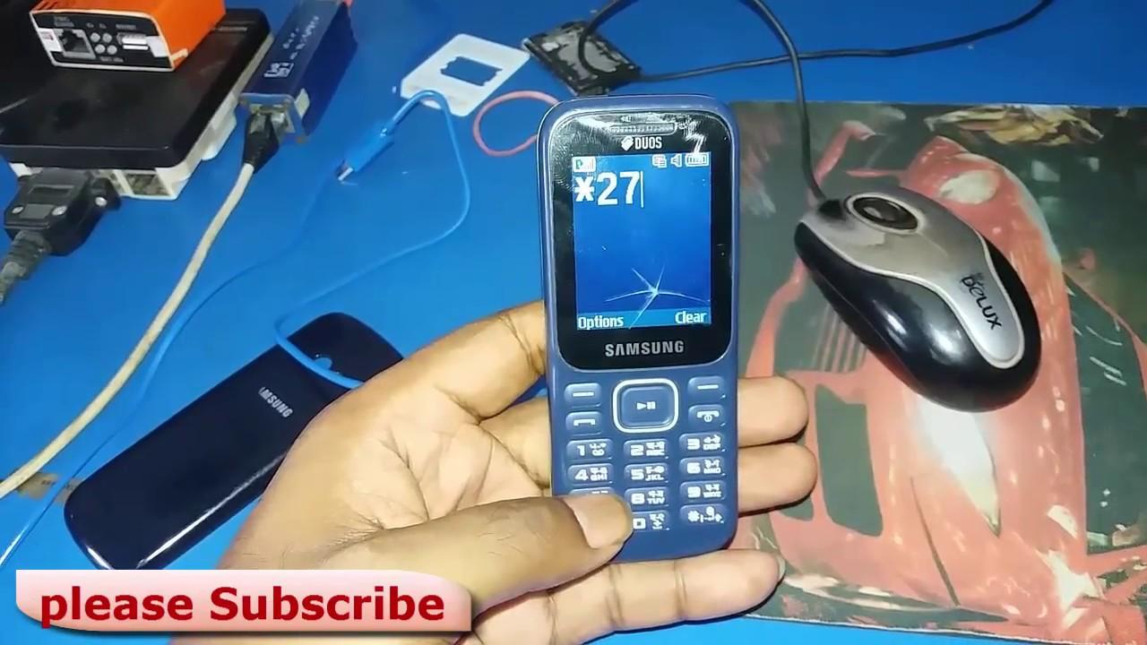 Samsung B310e B313e Privacy Lock Unlock Restart No Need Box A Z