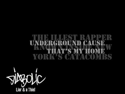 Diabolic - I Dont Wanna Rhyme Lyrics
