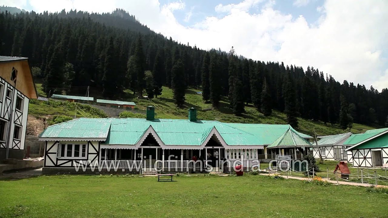 Jammu and kashmir tourism guest house sonamarg youtube