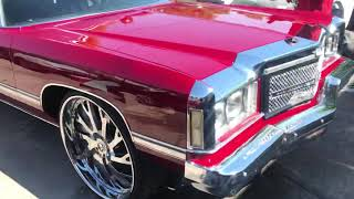 1974 Chevrolet Caprice beating that old school music 🎶 🎶 Donk sold