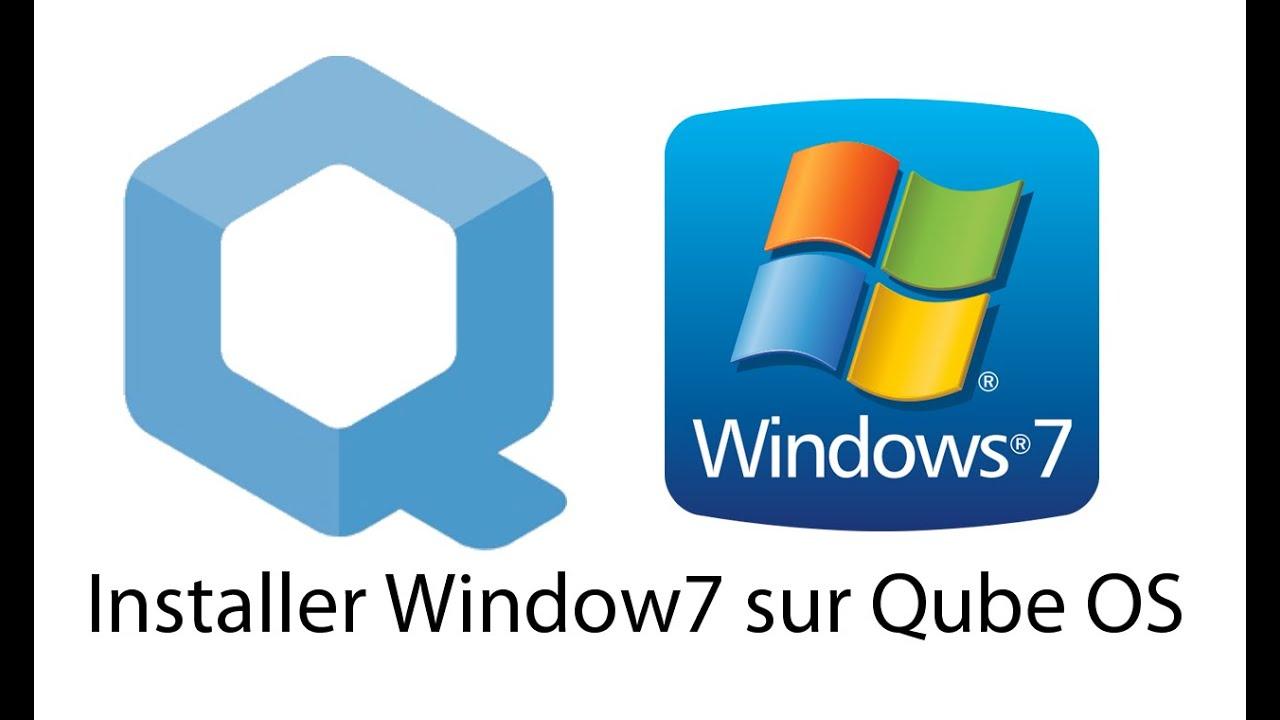 Qubes OS (Partie 4) – Installer Windows 7