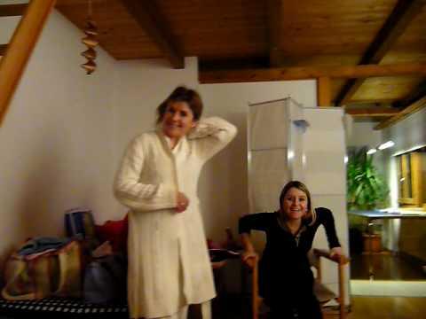 Singing Christmas Songs in Meikirch, Switzerland