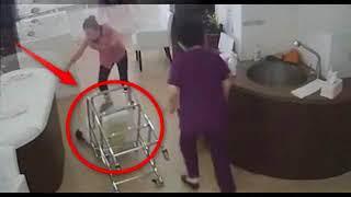 Download Video Astaga, Perawat Ini Menjatuhkan Bayi yang baru Lahir, Lihat Videonya MP3 3GP MP4
