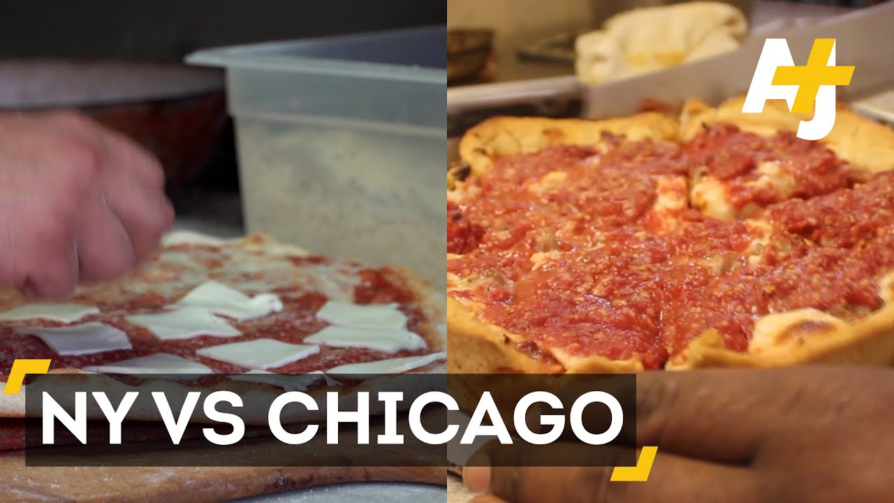 deep dish pizza vs thin crust pizza Pizano's in the loop is a pizzeria in the heart of chicago, and it sells both deep dish and thin crust during a recent lunch hour, most of the locals were eating  thin crust.