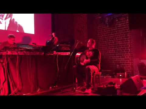 Nurse With Wound - Wroclaw Industrial Music Festival (2017) part 1