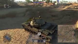 T-62 L-am luat si e smecher in War Thunder