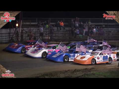 Tony Roper Memorial - Cash Money SuperDirt Series A-Feature Lebanon Midway Speedway 05-29-2020 @Midwest Sheet Metal http://msmfab.com/ @3BR ... - dirt track racing video image