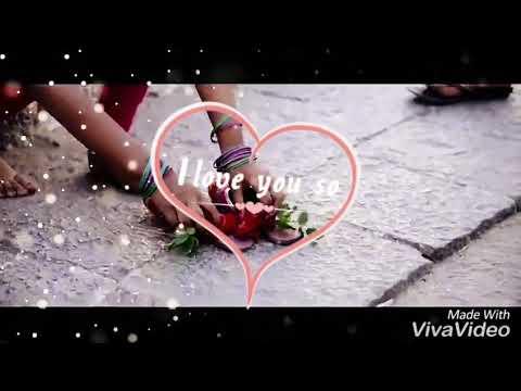 Whatsapp status-love feeling too strong.......