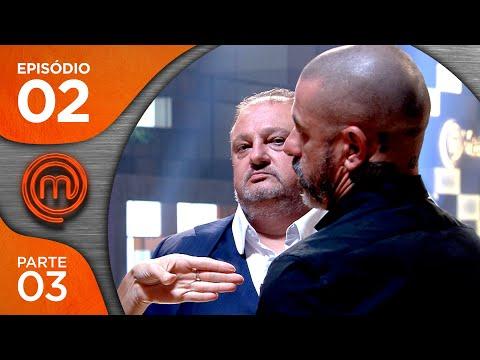 MASTERCHEF BRASIL (13/03/2018) | PARTE 3 | EP 02 | TEMP 05