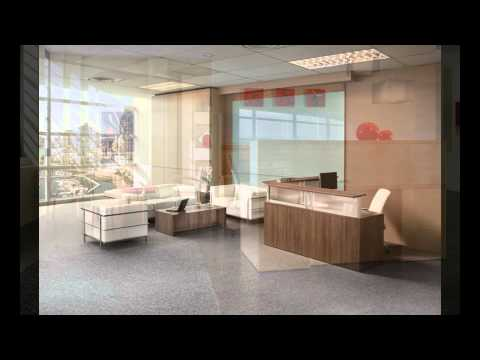 Reception Desks- Office Furniture at Vision Office Interiors
