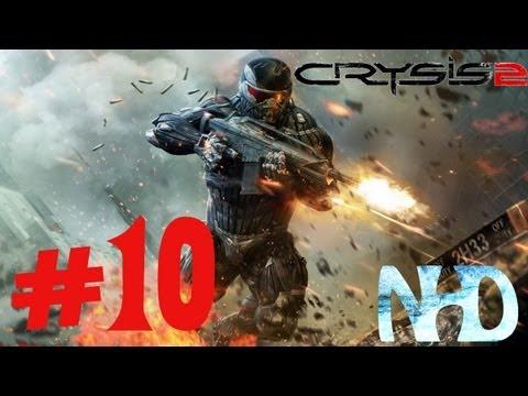 Let's Play Crysis 2(pt10) Semper Fi or Die