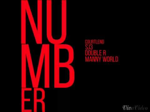 Number Feat Courtlend SJ3 Doubler R Manny world