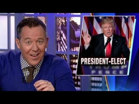 Gutfeld: You did it, President-elect Trump