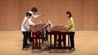 794 bdh joe hisaishi 久石譲 marimba percussion ensemble remix