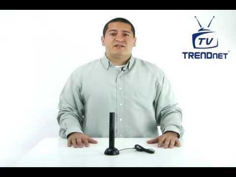 Spotlight: High Power Wireless N USB Adapter TEW-645UB (802.11n) TRENDnet TV