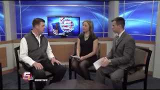 News 5 at 5 - Live with gubernatorial candidate Beau McCoy / May 2, 2014