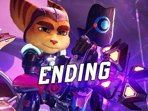 ENDING - Ratchet U0026 Clank Rift Apart Gameplay Walkthrough Part 17 (PS5 4K)