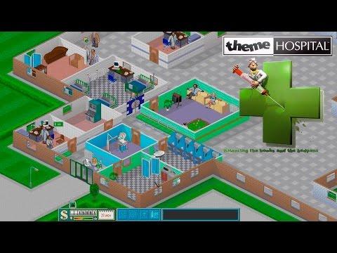 Theme Hospital (1997)