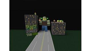 Roblox Plant vs Zombies The Lawn Pizza Chomper