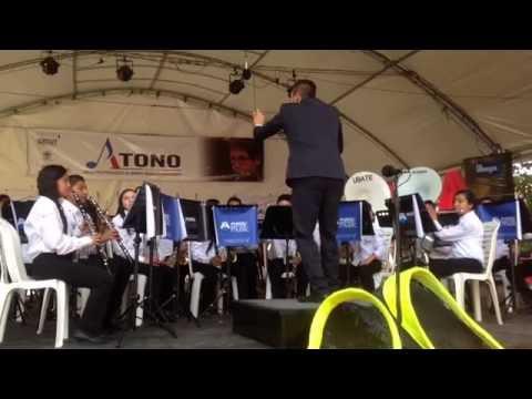 Alba Siempre Victoriano Valencia   Banda Sinfonica Juvenil de Ubaté