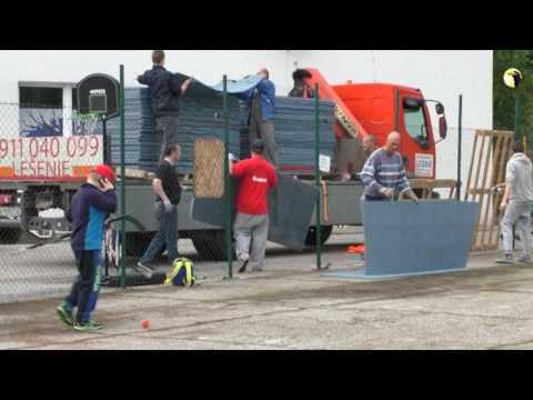 prevoz plochy florbal 2017