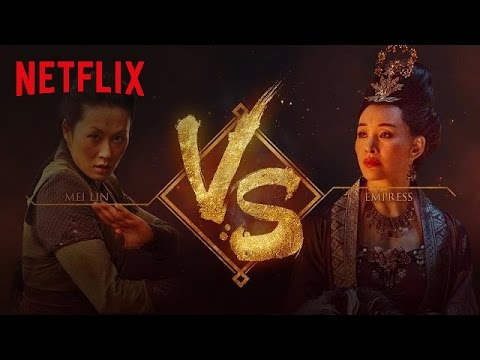Marco Polo  Mei Lin VS Empress  Mongol Strike HD  Netflix