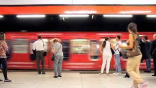 Campagna Vodafone - Metropolitana Thumbnail