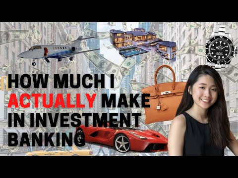 How I Spend my NYC Bulge Bracket Investment Banking Salary   How much I ACTUALLY Make & How