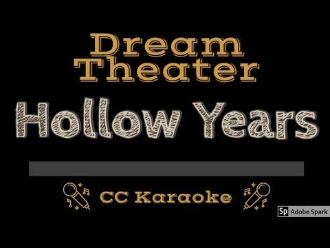 Dream Theater   Hollow Years CC Karaoke Instrumental