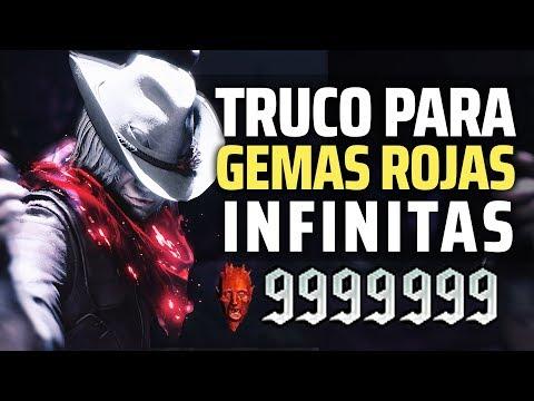 DEVIL MAY CRY 5 | TRUCO conseguir GEMAS ROJAS INFINITAS (Orbes) fácilmente FARMEO | FUNCIONA thumbnail