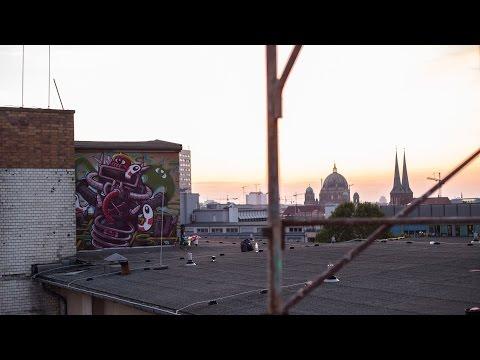"Age Age - ""out of the box"" - urban art graffiti Berlin"
