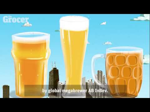 Third Of Britain's Beer Is Brewed By One Megabrewer | The Grocer | Sponsored by AB InBev