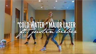 Cold Water Major Lazer ft. Justin Bieber Zumba® Choreography