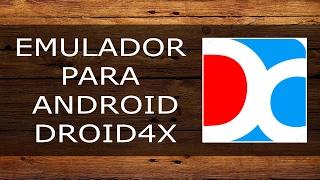 O melhor emulador Android para PC - DROID4X