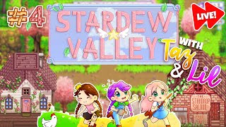 pastel aesthetic  Stardew Valley Co-Op Farm! #4