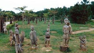Phóng sự: Xây dựng và phát triển làng văn hóa - Du lịch các dân tộc Việt Nam trong thời kì mới