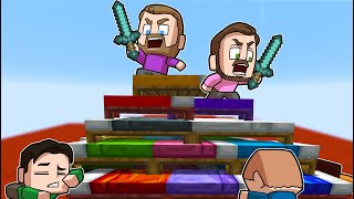 Bed Wars Challenge! | Minecraft